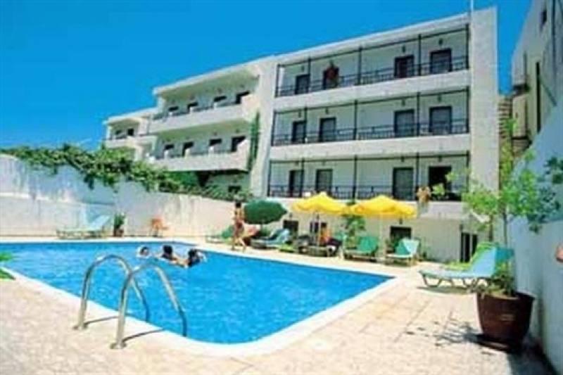 Hotel Melpo - Chersonissos - Heraklion Kreta